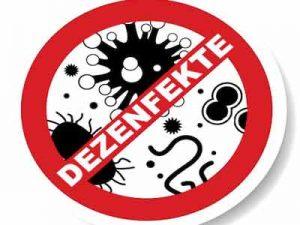 Dezenfekte ve hijyen ürünleri mcs grup